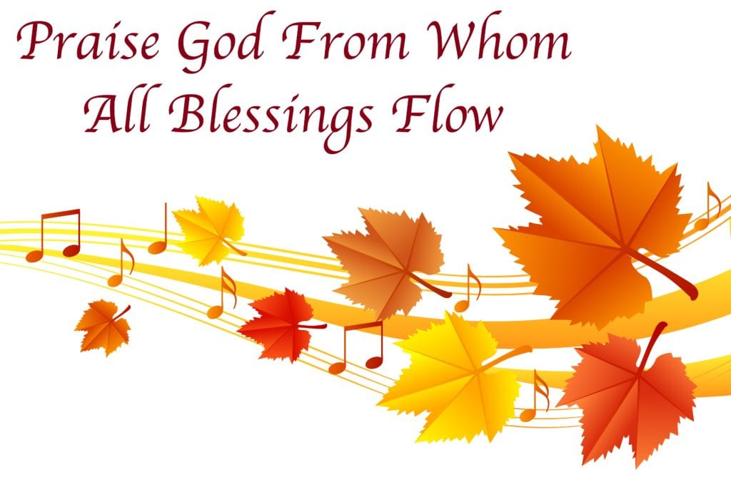 Praise God To Whom All Blessings Flow