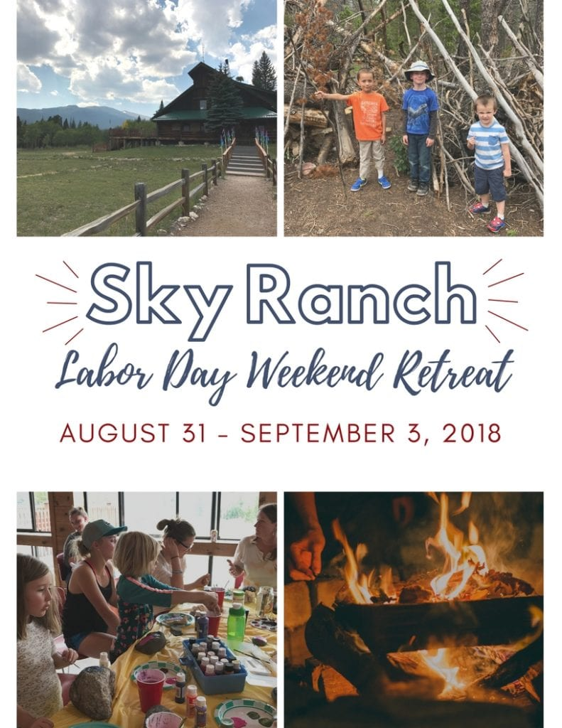 Sky Ranch Labor Day Weekend Retreat